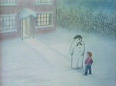 The Snowman | Skrivesenteret