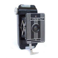 (1940) Spartus Folding camera | by Ull màgic