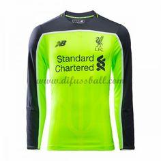 Neues Liverpool 2016-17 Fussball Trikot Langarm Dritte trikotsatz Shop