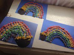 #highlandculturalartsstudio St. Patrick's day art Crochet Earrings, Studio, Projects, Art, Craft Art, Studios, Kunst, Gcse Art, Tile Projects