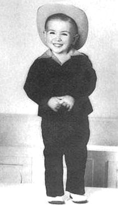 Tommy Lee childhood pic