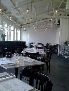 Bistroteque. Such a great place for brunch. The piano player is amazing.