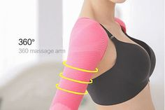 $22 for the Arm Slimming Compression Wrap with Posture Support - Shipping Included
