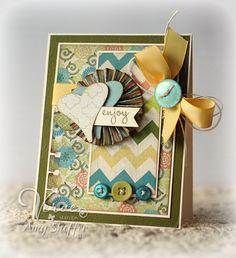 Pickled Paper Designs: Enjoy - DS53