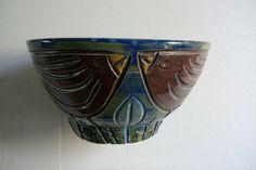 Sarah Green stoneware bowl