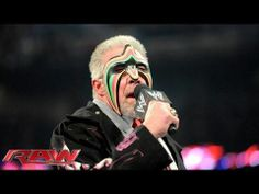 R.I.P. Ultimate Warrior - His final words to us all...