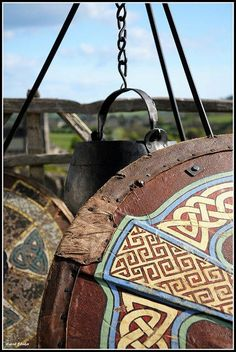 Vikings weapons, armors, shields and others