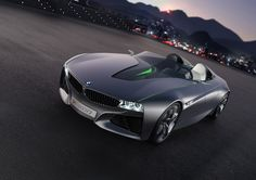 BMW Concept Cars The BMW Vision ConnectedDrive   Redouane Lahloul