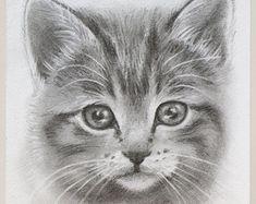 chaton par Mary