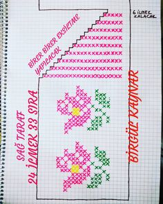Best 12 kek kek's media statistics and analytics – SkillOfKing. Diy Crafts Knitting, Diy Crafts Crochet, Free Knitting, Knitting Patterns, Crochet Patterns, Tunisian Crochet, Filet Crochet, Simple Flower Design, Craft Free