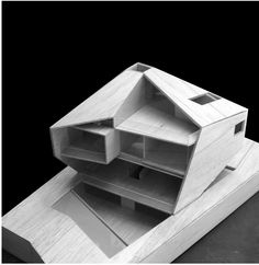 Image 21 of 21 from gallery of Diamond House / Formwerkz Architects. Model