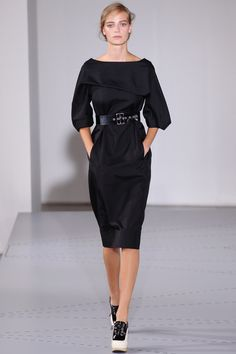 Jil Sander Spring 2014 Ready-to-Wear Collection Slideshow on Style.com LOOK9