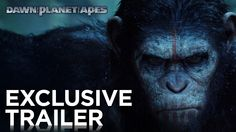 I have got to see this and add it to my collection....Dawn of the Planet of the Apes | Official Trailer | 20th Century FOX