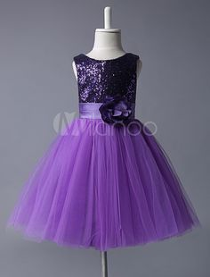 ccb8fdcfb76c 94 Best Purple flower girl dresses images