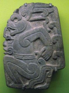 Pre-Colombian cultures photographs of artifacts and maps