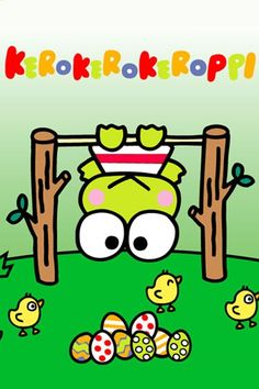 . Sanrio Characters, Cute Characters, Keroppi Wallpaper, Pochacco, Hello Kitty Wallpaper, My Melody, Little Twin Stars, Funny Cartoons, Pictures To Paint