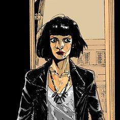 #noircomics #girl #historieta #viñetas #rosarionocturno Disney Characters, Fictional Characters, My Arts, Comics, Disney Princess, Instagram, Illustration, Anime, Character Design
