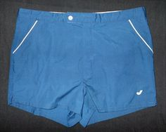 """Jantzen Swim Trunks Mens Shorts Unlined Bathing Suit Pockets Zip Fly 40 x 2 3 4"""" 