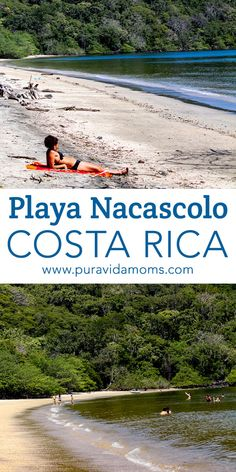 There's only one way to get to this hidden beach, and you won't regret it! Guanacaste/Papagayo Family Vacation Destinations, Vacation Trips, Vacation Spots, Caribbean Vacations, Beach Resorts, Costa Rica With Kids, Usa Places To Visit, Hidden Beach, Costa Rica Travel
