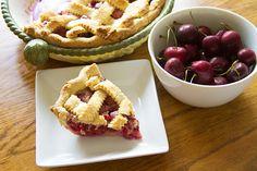 Tart & Sweet Cherry Pie - 9 by Sugarcrafter, via Flickr