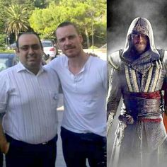 """Assassin Creed Dubrovnik """"Nothing is true; everything is permitted"""" We live in the shadows to serve the light #assassinscreed #michaelfassbender #michaelfassy #aguilar #callumlynch #inalpolat #fassygram #fassbender_m #fredoom #freetheworld"""