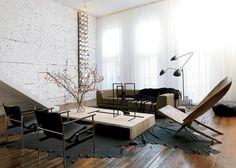 Contra a corrente, a galeria vira casa - Casa Vogue | Interiores - Interior By Lukas Machnik