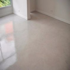 Piso Microcemento Cemento Alisado Colocación Color Micropiso - $ 150,00 Epoxy Floor Basement, Diy Epoxy, Hit The Floors, Backyard Patio Designs, Concrete Floors, House Rooms, Home Projects, Flooring, Home Decor