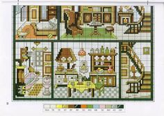 House chart 2
