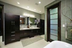 Master Bathroom - contemporary - bathroom - sacramento - Debbie R. Gualco