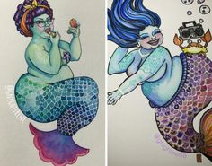 http://www.revelist.com/body-positive/plus-size-mermaids/2328