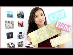 DIY KPOP ROOM DECOR | OnlyKelly