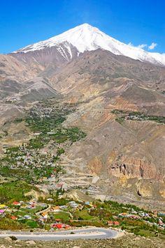 Persian Roof, Damavand Peak, 5671 Meter - بام ایران ، دماوند