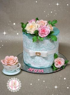 Gorgeous Lace for Mum by Sweet Surprizes