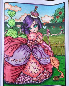 327 Best Hannah Lynn Magical Girls Of Whimsy Coloring Page Images