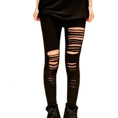 rocker leggings