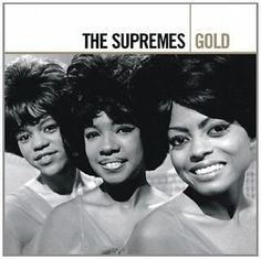 THE SUPREMES ( GOLD) GREATEST HITS  2 CD BOX SET FOR SALE