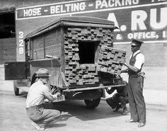 Prohibition was a funny time.