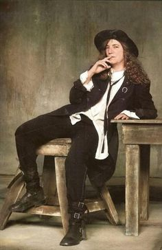 Annie Leibovitz, Patti Smith for Ann Demeulmeester on ArtStack #annie-leibovitz #art