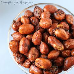Chipotle Lime Roasted Peanuts - Crunchy, spicy, and totally addictive, this snack can be whipped up in minutes and is guaranteed to impress your guests! Easy Chicken Thigh Recipes, Easy Chicken Pot Pie, Chicken Recipes, Chicken Potato Bake, Chicken Potatoes, Peanut Chicken, Quesadillas, Roast Peanuts Recipe, Creamy Avocado Sauce