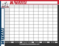 photo relating to Superbowl Board Printable named 9 Great Soccer SQUARES pictures inside of 2014 Soccer squares