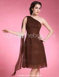 FAYINA - Robe de Demoiselle d'Honneur