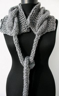 It is a very cozy, warm and soft accessory. Whenever you need an extra bit of warmth, or just want to look tres chic, this neck warmer is for you. The two main ways you like to wear it is draped loosely over your shoulders, or tightly tucked under your jacket collar. Im sure youll find