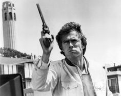 1976: Harry Callahan in 'The Enforcer.'
