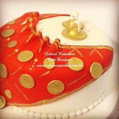 Bellydance cake