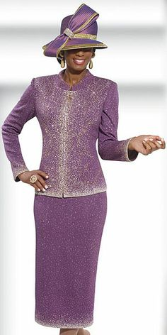 Donna Vinci 15087 Knits Womens Church Suit