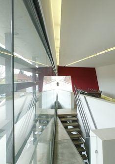 Vitra Fire Station, Weil am Rhein, Germany by Zaha Hadid Architects