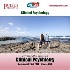 The first track of the Clinical psychiatry conference is on #Clinical Psychology. Clinical psychology is an integration of the science, theory and clinical knowledge for the purpose of Perceiving, arresting and relieving psychologically-based distress or dysfunction and to promote individual and behavioral comfort and personal progress.