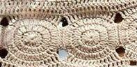 Cómo tejer y armar la pollera crochet con círculos paso a paso