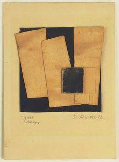 Kurt Schwitters 1922