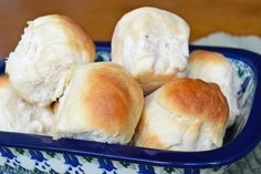 These dinner rolls are the kind of dinner rolls that stick to your ribs and fill your belly. They are dense and bread-y, but not in a hard-as-a-rock way. Cheesecake Mix, Caramel Cheesecake, Easy Beef Enchiladas, Unstuffed Cabbage, Baked Rolls, Honey Butter, Peanut Butter, Dry Yeast, Dinner Rolls